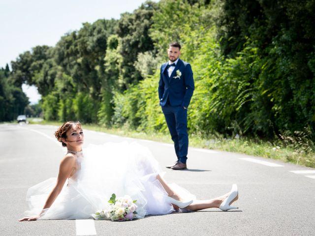 Le mariage de Frederic et Carole à Piolenc, Vaucluse 18
