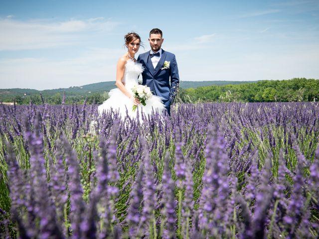 Le mariage de Frederic et Carole à Piolenc, Vaucluse 20