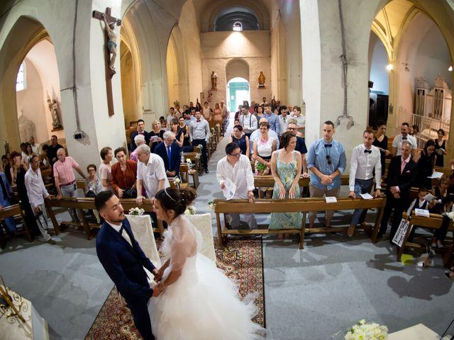 Le mariage de Frederic et Carole à Piolenc, Vaucluse 43