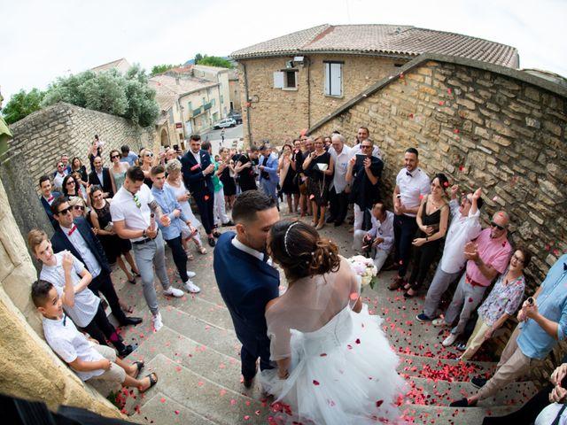 Le mariage de Frederic et Carole à Piolenc, Vaucluse 45