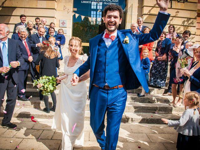 Le mariage de Thomas et Virginie à Bleury, Eure-et-Loir 10
