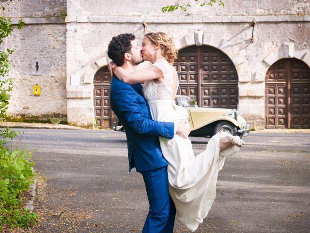 Le mariage de Thomas et Virginie à Bleury, Eure-et-Loir 12