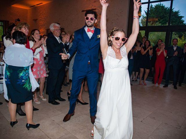 Le mariage de Thomas et Virginie à Bleury, Eure-et-Loir 15