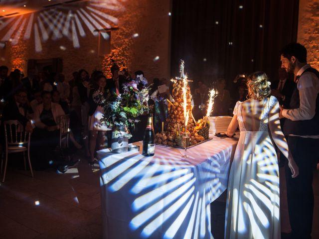 Le mariage de Thomas et Virginie à Bleury, Eure-et-Loir 17
