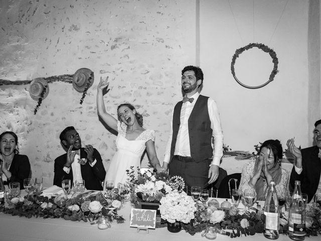 Le mariage de Thomas et Virginie à Bleury, Eure-et-Loir 20