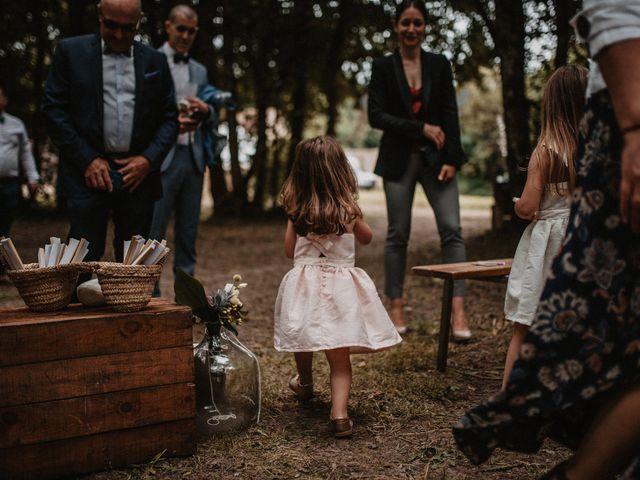 Le mariage de Romain et Amandine à Choué, Loir-et-Cher 40