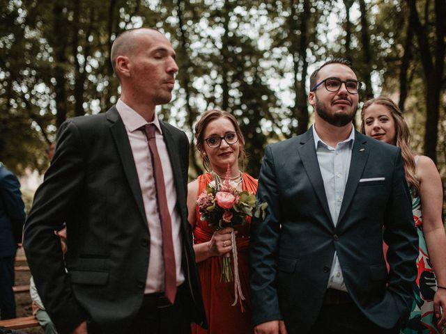 Le mariage de Romain et Amandine à Choué, Loir-et-Cher 47