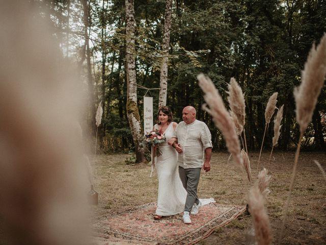 Le mariage de Romain et Amandine à Choué, Loir-et-Cher 50