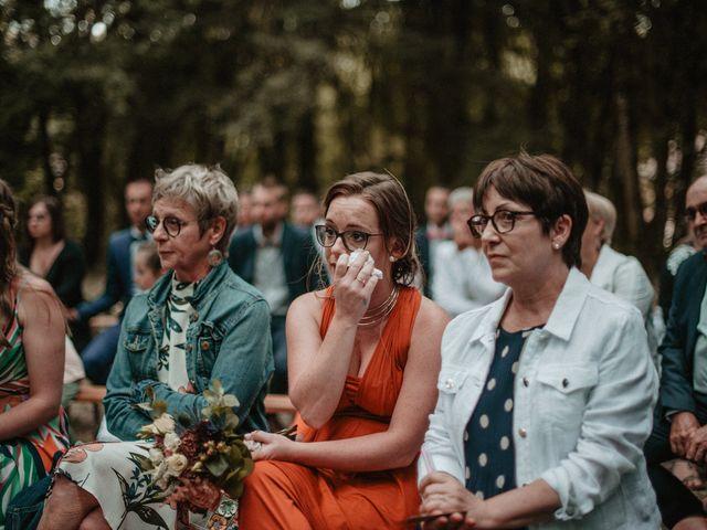 Le mariage de Romain et Amandine à Choué, Loir-et-Cher 53
