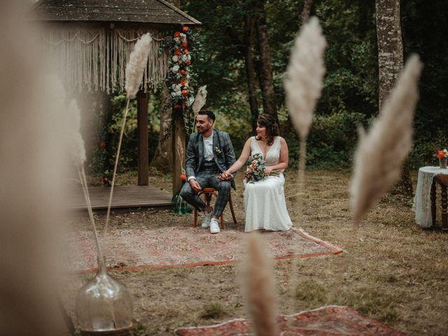 Le mariage de Romain et Amandine à Choué, Loir-et-Cher 57