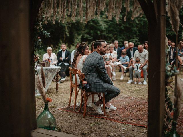 Le mariage de Romain et Amandine à Choué, Loir-et-Cher 58