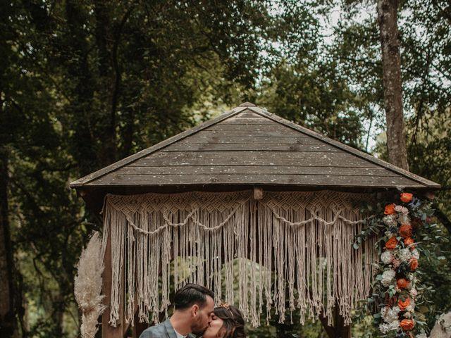 Le mariage de Romain et Amandine à Choué, Loir-et-Cher 63