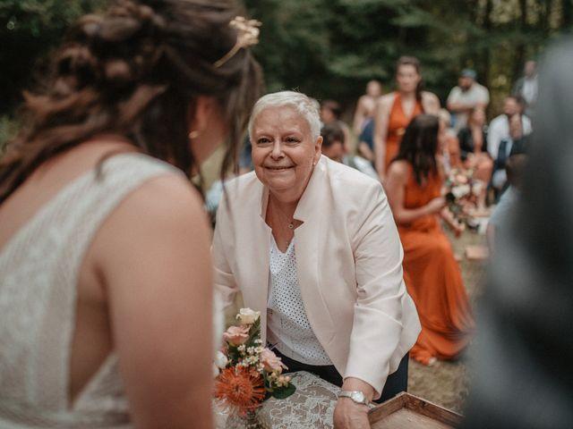 Le mariage de Romain et Amandine à Choué, Loir-et-Cher 66