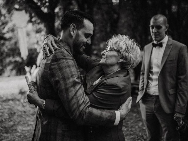 Le mariage de Romain et Amandine à Choué, Loir-et-Cher 80