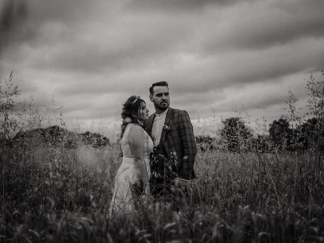 Le mariage de Romain et Amandine à Choué, Loir-et-Cher 93