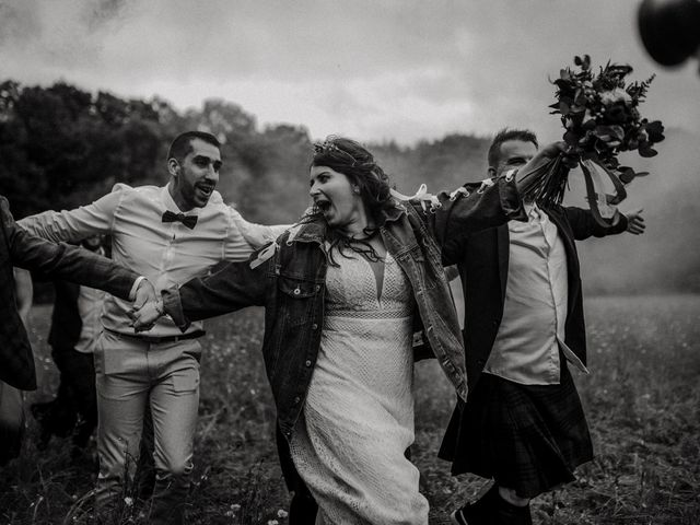 Le mariage de Romain et Amandine à Choué, Loir-et-Cher 107
