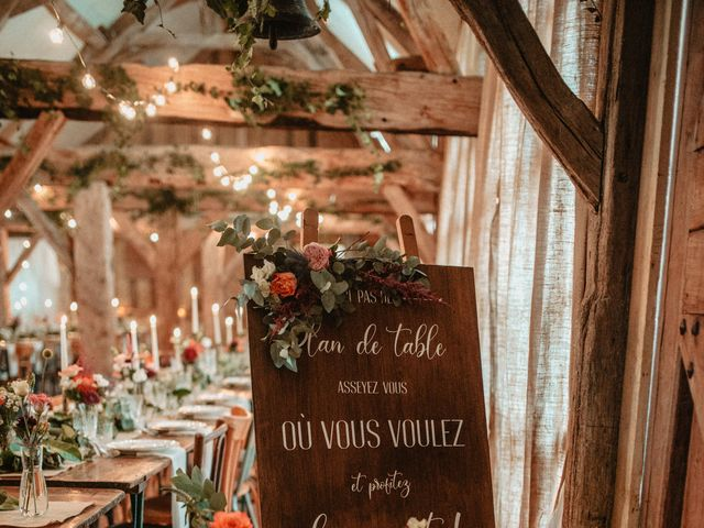 Le mariage de Romain et Amandine à Choué, Loir-et-Cher 122