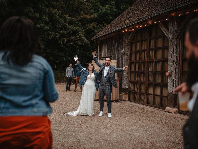 Le mariage de Romain et Amandine à Choué, Loir-et-Cher 134