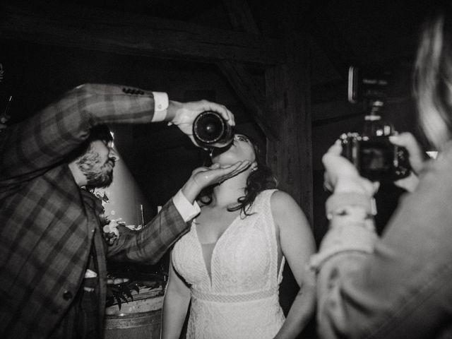 Le mariage de Romain et Amandine à Choué, Loir-et-Cher 147