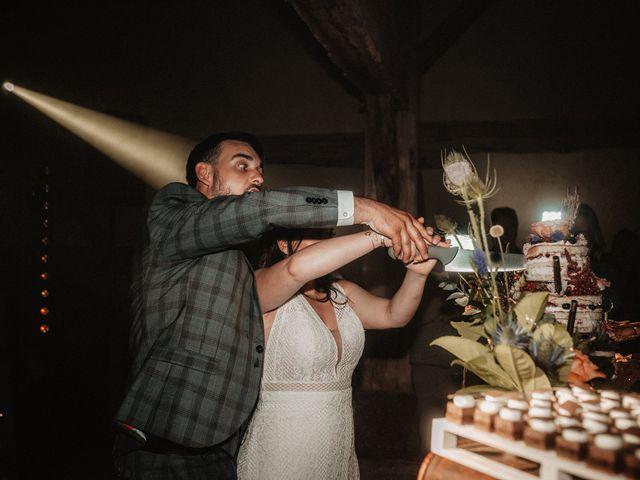 Le mariage de Romain et Amandine à Choué, Loir-et-Cher 149