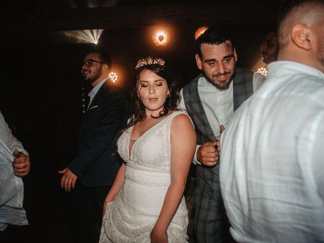 Le mariage de Romain et Amandine à Choué, Loir-et-Cher 154