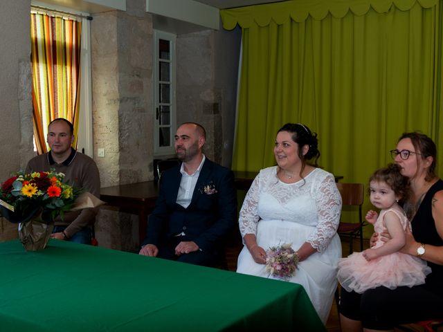 Le mariage de Johann et Magali à Boussac, Lot 1