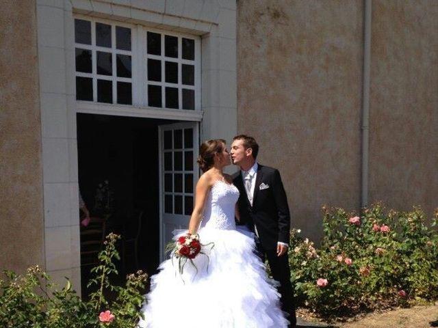 Le mariage de Mickaël et Coralie à La Pouëze, Maine et Loire 3