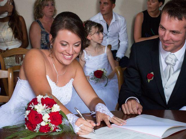 Le mariage de Mickaël et Coralie à La Pouëze, Maine et Loire 2