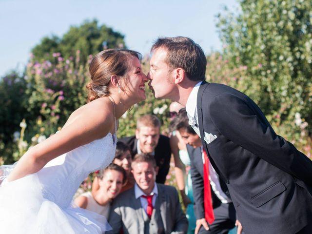 Le mariage de Mickaël et Coralie à La Pouëze, Maine et Loire 5