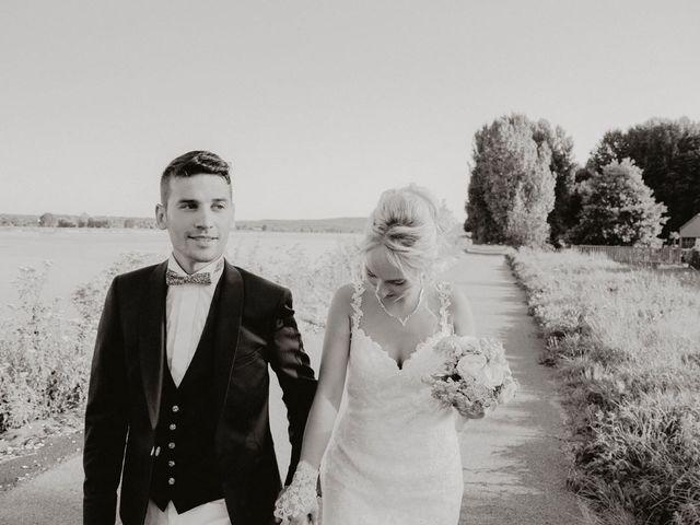 Le mariage de Thomas et Laura à Villequier, Seine-Maritime 73