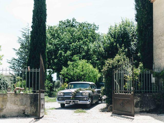 Le mariage de Fabien et Camille à Bollène, Vaucluse 13