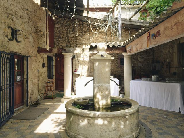 Le mariage de Fabien et Camille à Bollène, Vaucluse 21