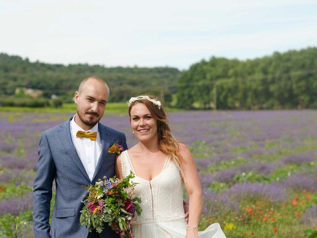 Le mariage de Fabien et Camille à Bollène, Vaucluse 23