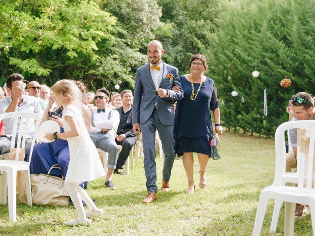 Le mariage de Fabien et Camille à Bollène, Vaucluse 25
