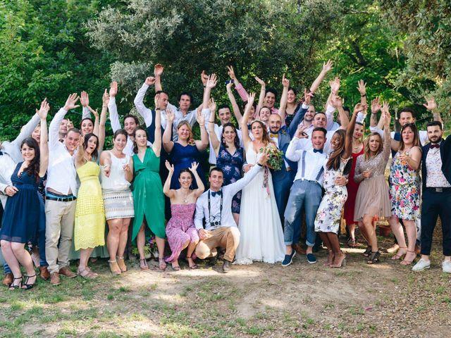 Le mariage de Fabien et Camille à Bollène, Vaucluse 31