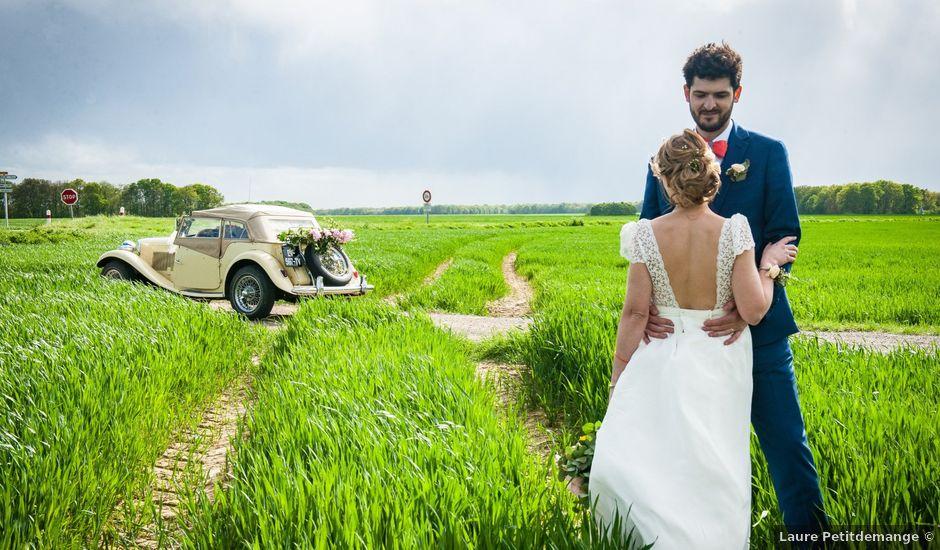 Le mariage de Thomas et Virginie à Bleury, Eure-et-Loir