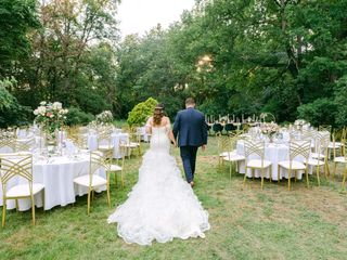 Le mariage de Imane et Xavier