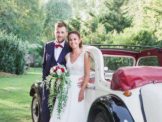 Le mariage de Lou et Alex