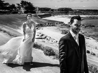 Le mariage de Tania et Loïc