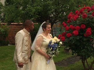 Le mariage de Clotilde et Belgacem