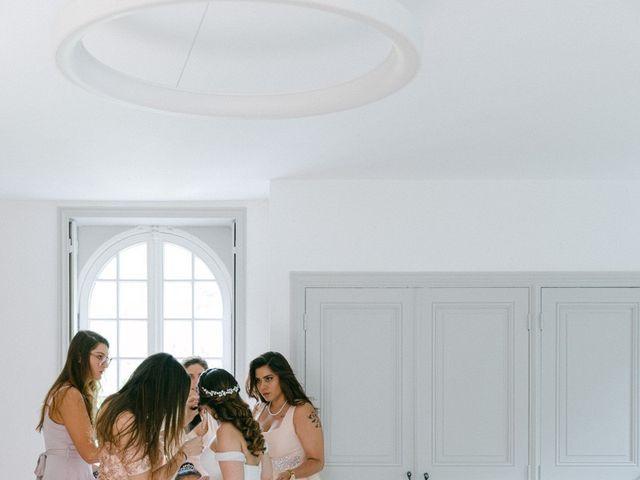 Le mariage de Xavier et Imane à Paris, Paris 14