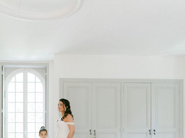 Le mariage de Xavier et Imane à Paris, Paris 15