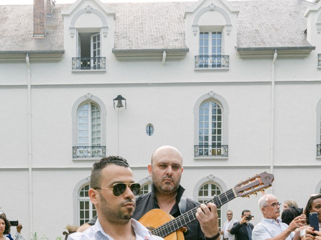 Le mariage de Xavier et Imane à Paris, Paris 22
