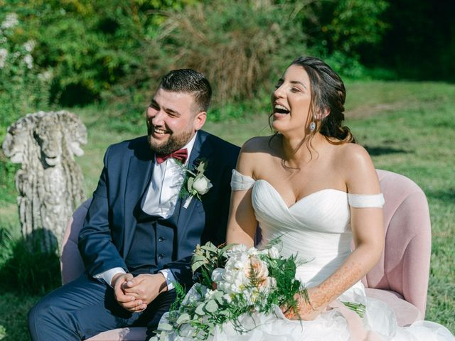 Le mariage de Xavier et Imane à Paris, Paris 26