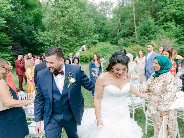 Le mariage de Xavier et Imane à Paris, Paris 33
