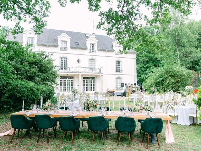 Le mariage de Xavier et Imane à Paris, Paris 36
