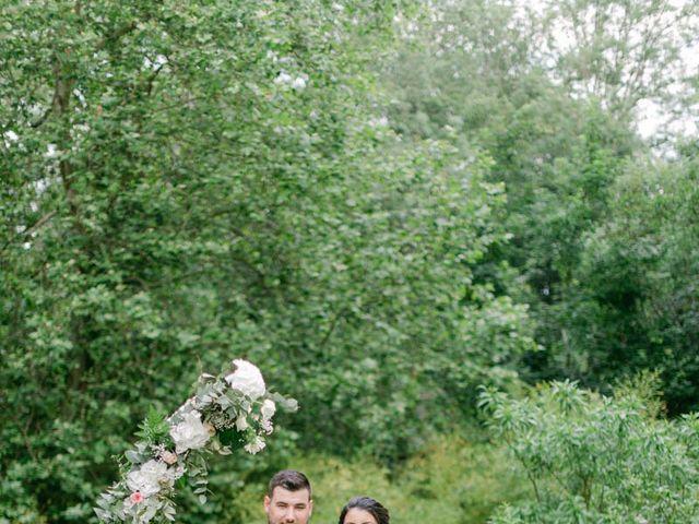 Le mariage de Xavier et Imane à Paris, Paris 42