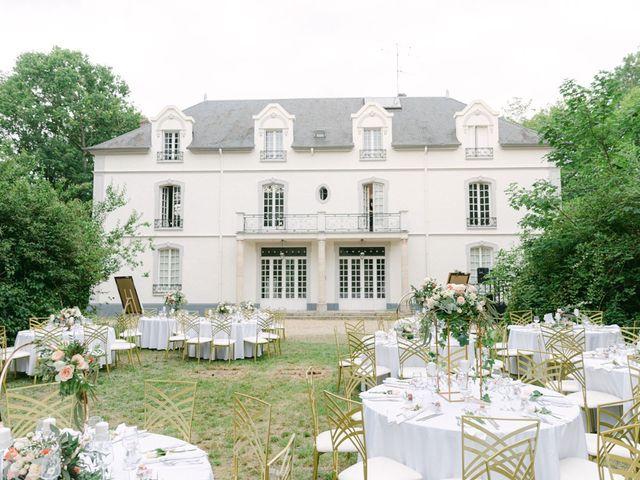 Le mariage de Xavier et Imane à Paris, Paris 48