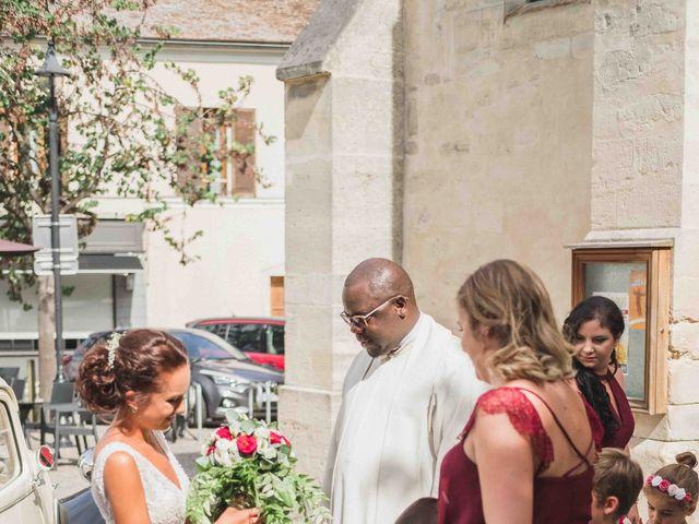 Le mariage de Alex et Lou à Bleury, Eure-et-Loir 15