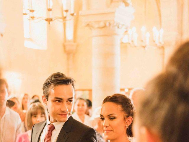 Le mariage de Alex et Lou à Bleury, Eure-et-Loir 16